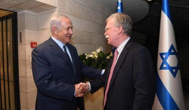 Netanyahu Boltonu İordan vadisinə gətirib