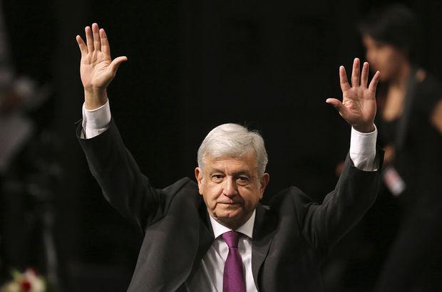 Meksika başçısı kasıblara kömək etmək üçün president evini satir