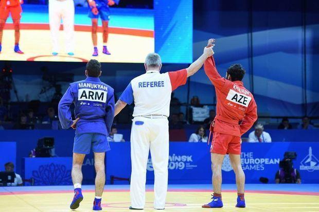II Avropa Oyunlarında son vəziyyət: 11 medalımız var