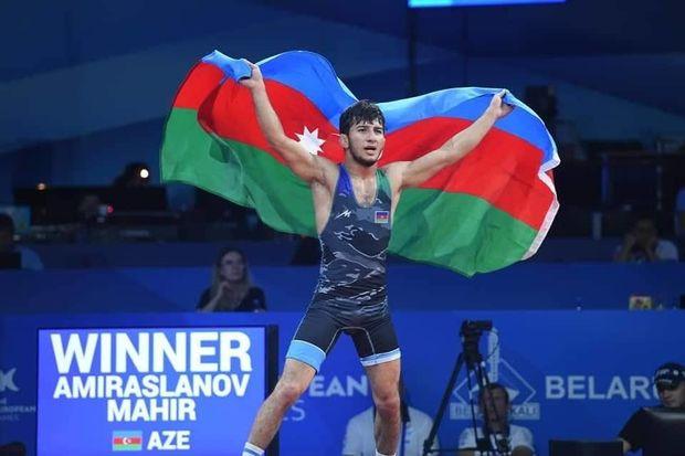 Azərbaycan Avropa Oyunlarında ilk qızıl medalını qazandı - FOTO