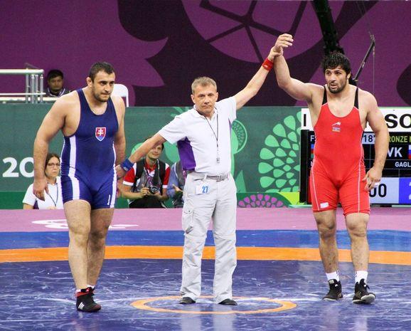 Azərbaycan Avropa Oyunlarında daha iki medal qazandı