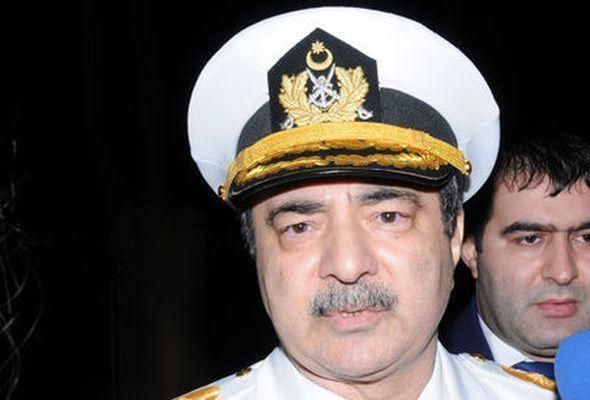 Məhkəmə vitse-admiral Şahin Sultanovla bağlı qərar verdi