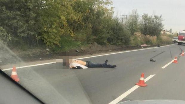 Deputatın oğlu 200 km/s sürətlə sürdüyü maşınla ər-arvadı öldürdü - Rusiyada