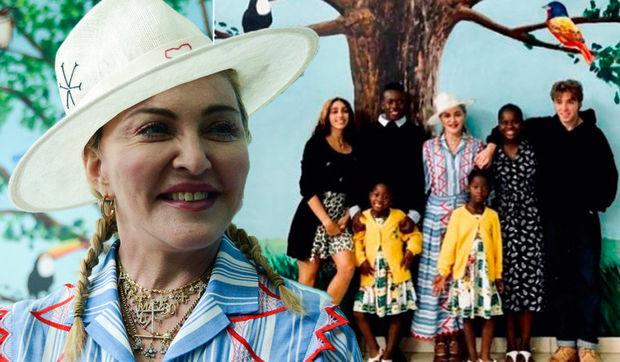 Madonnanın uşaqları ilə bağlı paylaşımı qalmaqala səbəb oldu - FOTO