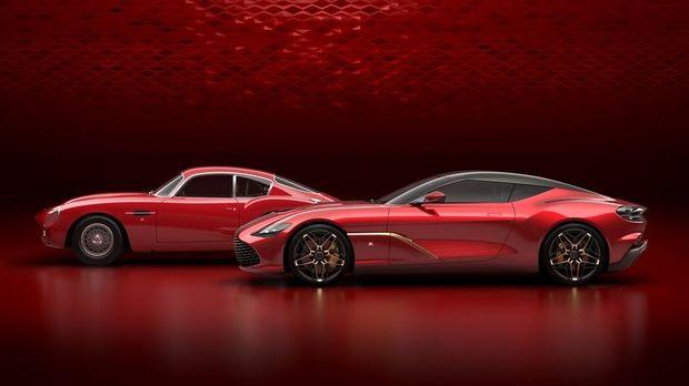 """""""Aston Martin""""dən altı milyonluq """"hədiyyə"""" - FOTO"""
