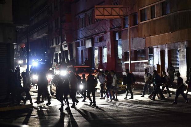 Venesuela yenidən qaranlığa qərq oldu