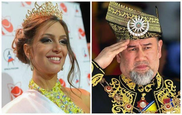 """Malayziya kralının """"Miss Moskva""""dan boşanma səbəbi - XƏYANƏT"""
