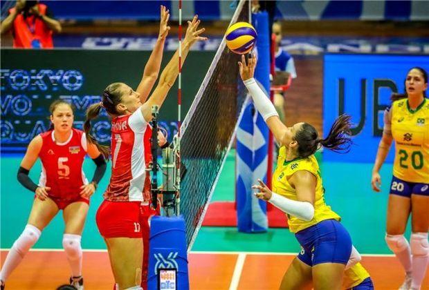 Qadın voleybolçularımız Olimpiada şanslarını tamamilə itirdi