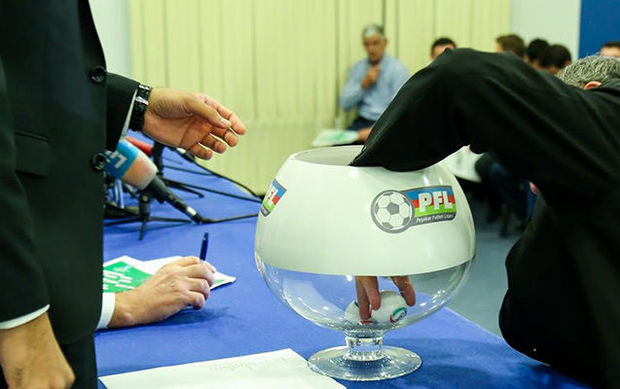 Azərbaycan Premyer Liqasının püşkü atıldı