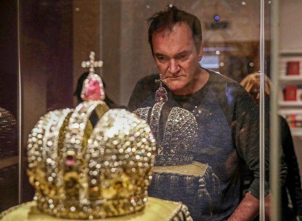 Moskva Kremli Tarantinonu heyran etdi – FOTO