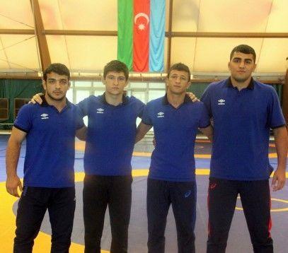 Azərbaycan güləşçisi finalda
