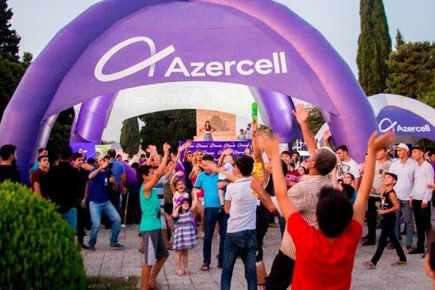 Azercell-in Rəqəmsal Dünyası Lənkəranda - FOTO