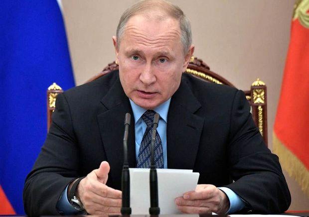Putin 30 general və polkovniki işdən çıxardı