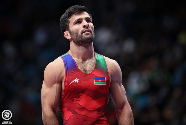 Eldəniz Əzizli Azərbaycana dünya çempionatında ilk medalı qazandırdı