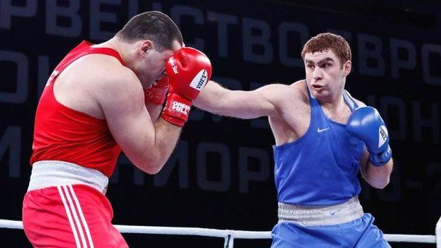 Daha bir boksçumuz dünya çempionatının 1/8 finalında