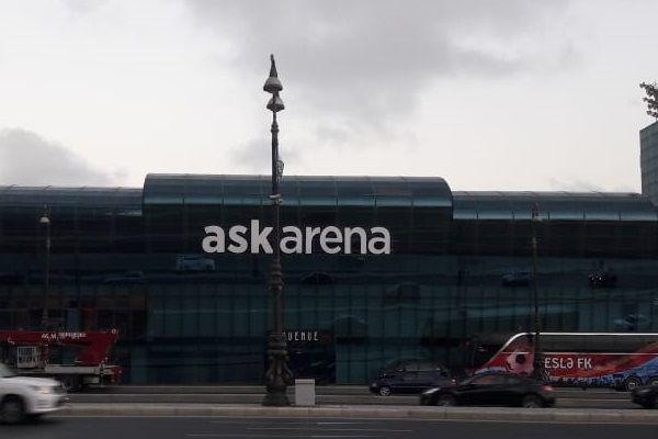 """""""ASK Arena""""da iki yeniyetmədən 1400 manat oğurlandı"""
