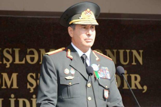 Vilayət Eyvazov general