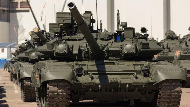 22000 ədəd: Rusiya tanklarının sayına görə bütün NATO ölkələrini üstələdi