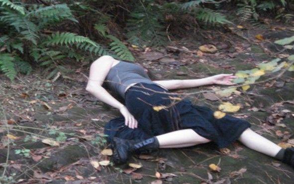 Ölümcül döyülərək yol kənarına atılan gənc qız öldü