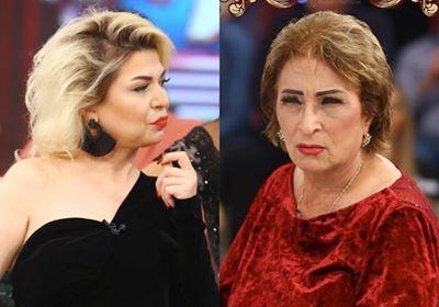 Fatma ilə Zümrüd arasında dava: Ayıb olsun sənə - VİDEO