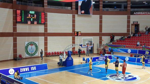 Basketbol üzrə Azərbaycan Super Liqası başladı - FOTO_3