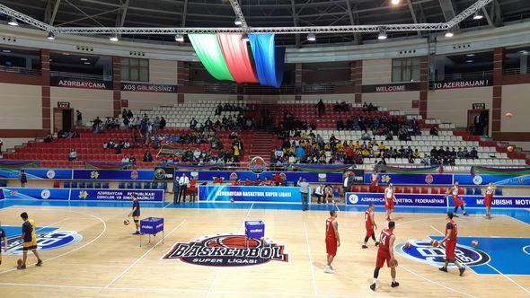 Basketbol üzrə Azərbaycan Super Liqası başladı - FOTO_2
