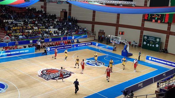 Basketbol üzrə Azərbaycan Super Liqası başladı - FOTO_0