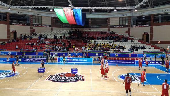 Basketbol üzrə Azərbaycan Super Liqası başladı - FOTO_1