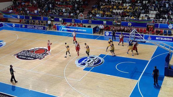 Basketbol üzrə Azərbaycan Super Liqası başladı - FOTO_8
