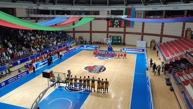 Basketbol üzrə Azərbaycan Super Liqası başladı - FOTO