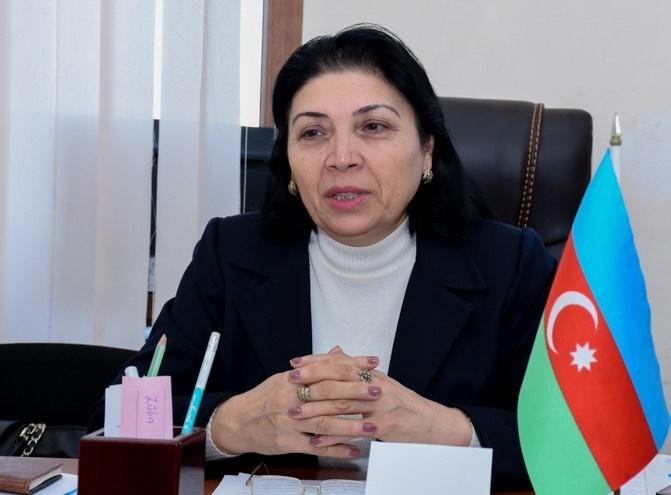 Саялы Садыгова: Азербайджанцы не могут называть своих детей русскими именами - ОФИЦИАЛЬНОЕ ЗАЯВЛЕНИЕ