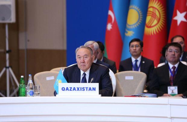 """Nazarbayev: """"Türk baxışı 2040"""" proqramını hazırlamalıyıq"""