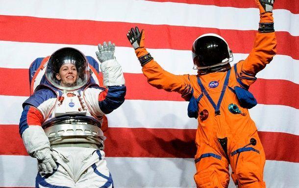 NASA Aya və Marsa uçuşlar üçün skafandrlar təqdim etdi - VİDEO