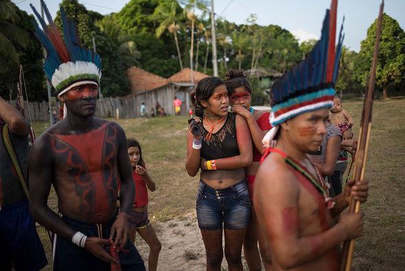 Amazon hinduları: ənənədən xaric müasir həyat - FOTO_5