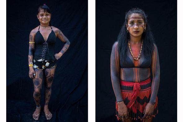 Amazon hinduları: ənənədən xaric müasir həyat - FOTO_2