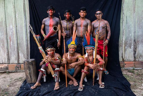 Amazon hinduları: ənənədən xaric müasir həyat - FOTO_1