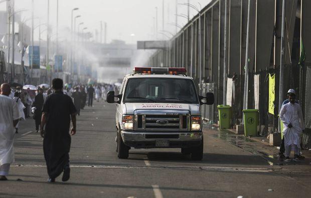 Məkkədən Mədinəyə gedən avtobus yandı – 36 zəvvar öldü