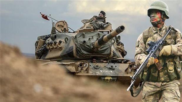 Türkiyə ordusu 673 terrorçunu zərərləşdirdi