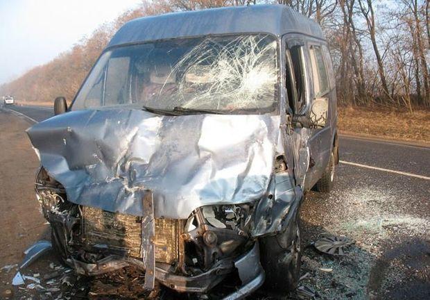"""""""Jiquli"""" mikroavtobusla toqquşdu: sürücü öldü"""