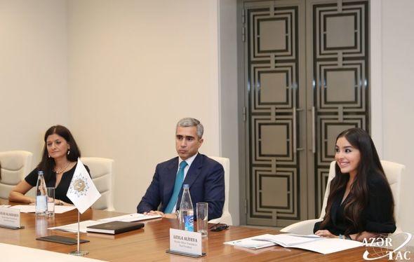 Heydər Əliyev Fondu ilə UNİCEF arasında Anlaşma Memorandumu imzalanıb - FOTO_4