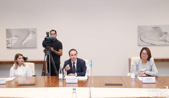 Heydər Əliyev Fondu ilə UNİCEF arasında Anlaşma Memorandumu imzalanıb - FOTO_2