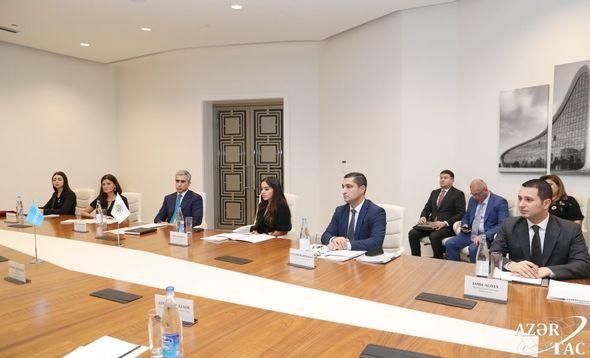 Heydər Əliyev Fondu ilə UNİCEF arasında Anlaşma Memorandumu imzalanıb - FOTO_1