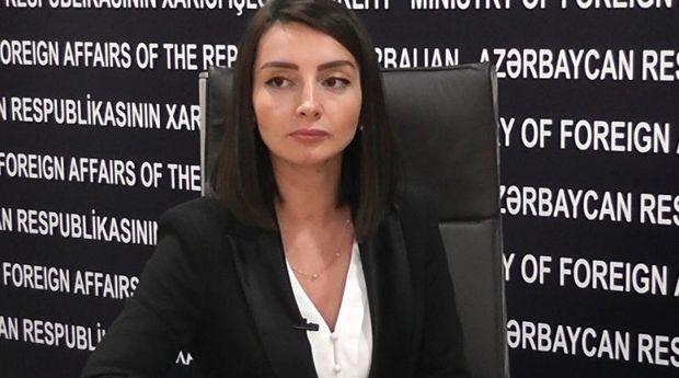XİN: Ermənistan tərəfinin cılız və gülünc açıqlamalarla çıxış etməsinin dəfələrlə şahidi olmuşuq