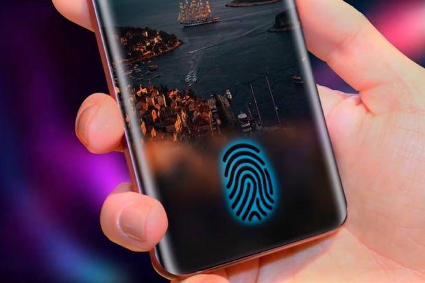 """""""Samsung"""" telefonlarında problem: barmaq izləri skaneri qeyri unikal çıxdı"""
