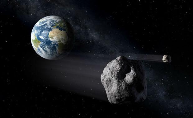 Yerə nəhəng asteroid yaxınlaşır