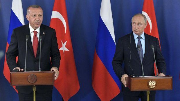 Türkiyə və Rusiya hərbçiləri Suriyada birgə patrul xidməti aparacaqlar