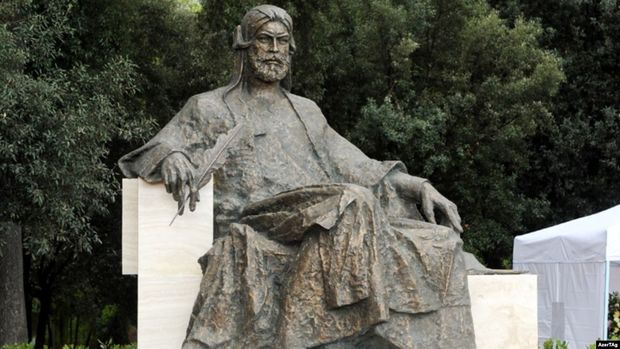 Ukraynada Nizami Gəncəviyə heykəl ucaldılacaq