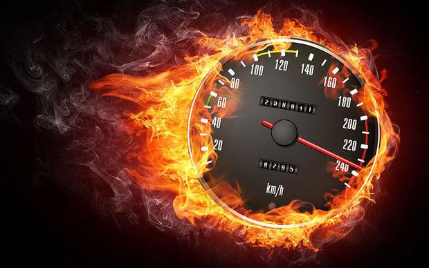 İşə gecikən 19 yaşlı gənc avtomobili saatda 203 kilometr sürətlə idarə etdi