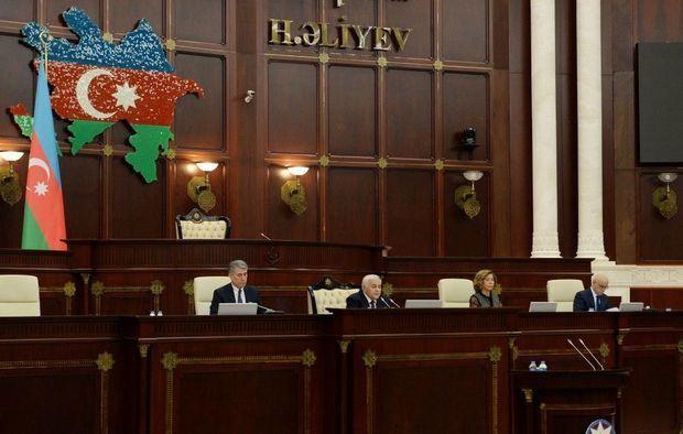 Bu gün Milli Məclisin plenar iclası keçiriləcək