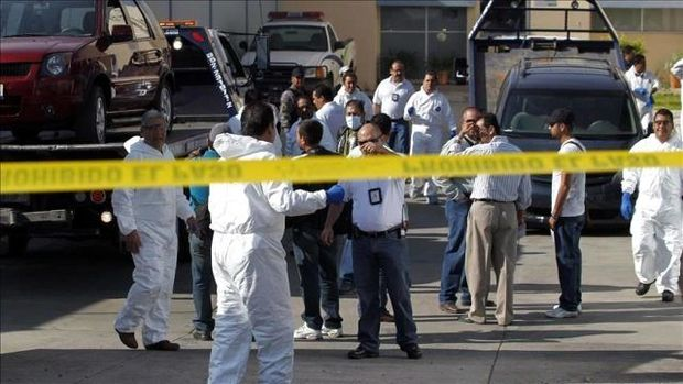 Meksikada 52 çantadan 25 nəfərin meyiti tapıldı